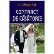 Contract de căsătorie