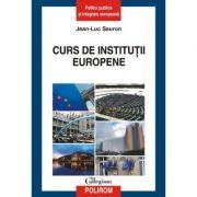 Curs de instituții europene