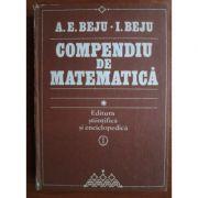 Compendiu de matematică ( algebră și geometrie )