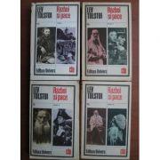 Război și pace ( 4 vol. )
