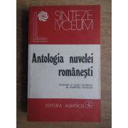Antologia nuvelei românești