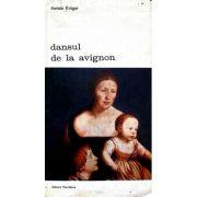 Dansul de la Avignon. Romanul lui Holbein