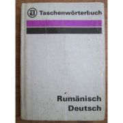 Taschenworterbuch Rumanisch-Deutsch