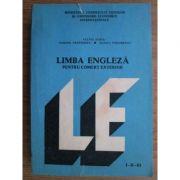 Limba engleză pentru comerț exterior ( anii 1-2-3 )