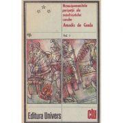 Nemaipomenitele peripeții ale neînfricatului cavaler Amadis de Gaula ( vol. I )