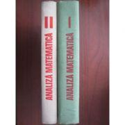Analiza matematică ( 2 vol. )