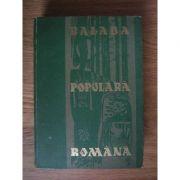 Balada populară română