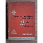 Jocuri și probleme distractive de matematică