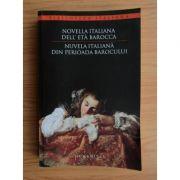 Nuvela italiană din perioada barocului ( ediție bilingvă româno-italiana )