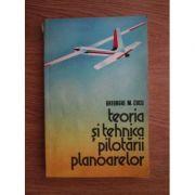 Teoria și tehnica pilotării planoarelor