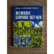 Memorii. Campania 1877-1878