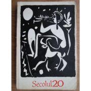 Secolul 20 nr. 9 / 1964 - Lirică belgiană, Arta lui Cehov