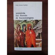 Ucenicia lui Duccio di Buoninsegna