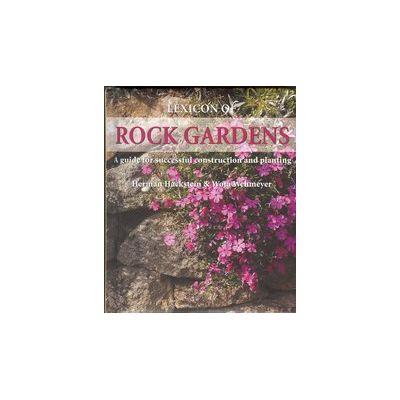 Lexicon of Rock Gardens