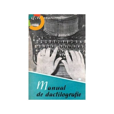 Manual de dactilografie