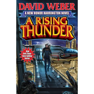 A Rising Thunder (Honor Harrington Book 13)