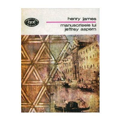Manuscrisele lui Jeffrey Aspern