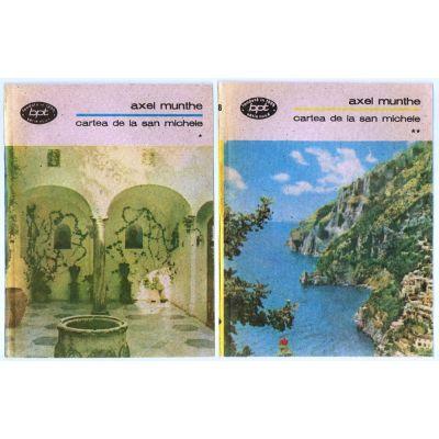 Cartea de la San Michele ( vol. I )