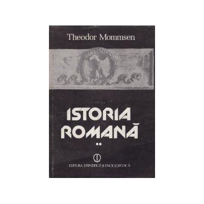 Istoria romană ( vol. 2 )