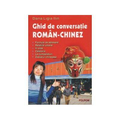 Ghid de conversație român-chinez