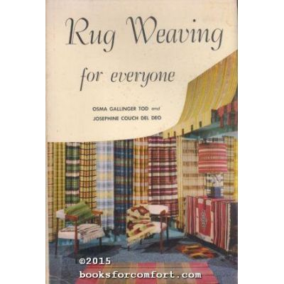 Rug Weaving for Everyone