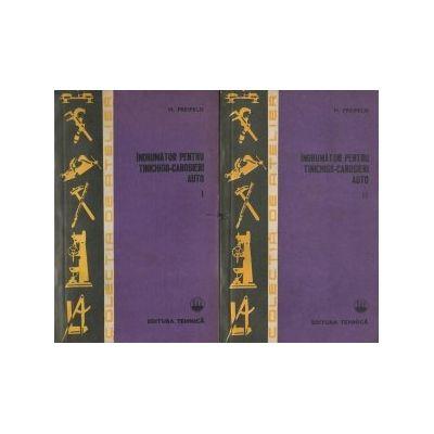 Îndrumător pentru tinichigii-carosieri auto ( 2 vol. )