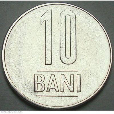 Monedă 10 BANI 2005