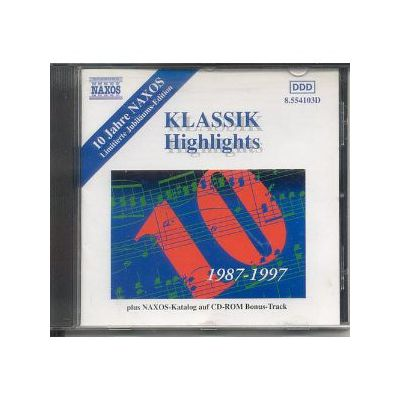 Klassik Highlights 1897-1997 (CD)
