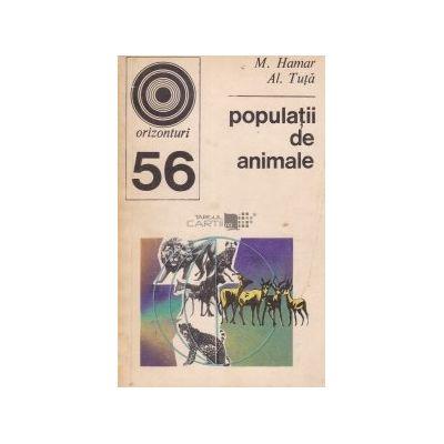 Populații de animale