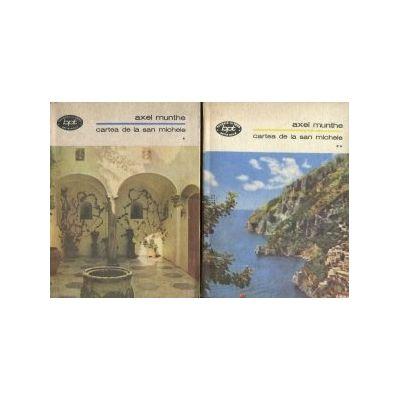 Cartea de la San-Michele ( 2 vol. )