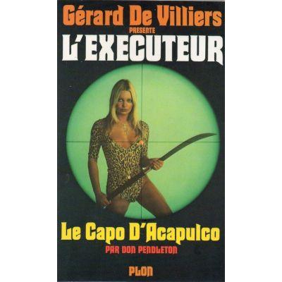 Le Capo d'Acapulco ( L'Executeur no. 26 )