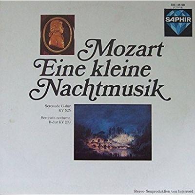MOZART - Eine kleine Nachtmusik (vinil)