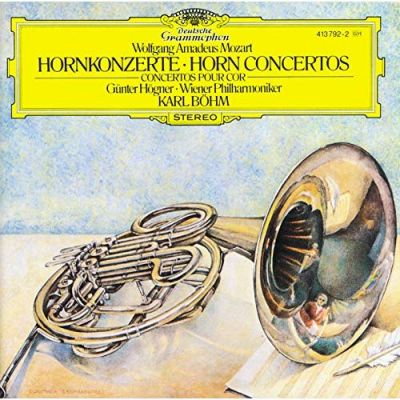 MOZART: Horn Concertos ( vinil )