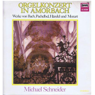 Orgelkonzert in Amorbach ( vinil)