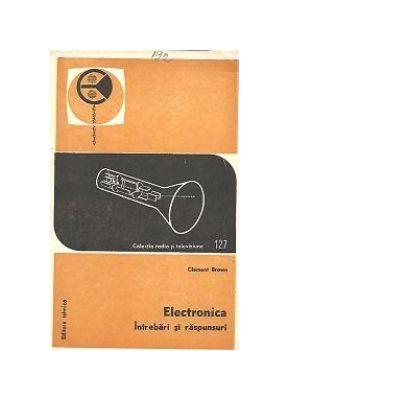 Tranzistoare. Întrebări și răspunsuri