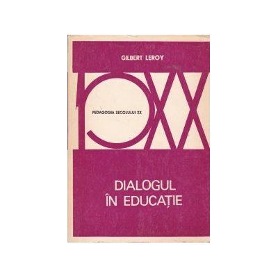 Dialogul în educație