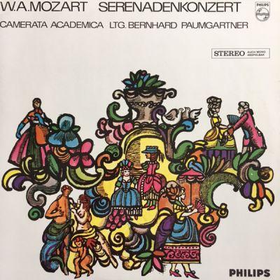 MOZART: Serenadenkonzert ( vinil )