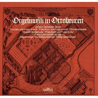 Orgelmusik in Ottobeuren ( vinil )