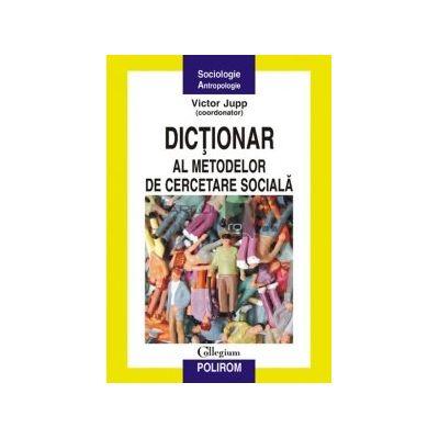 Dicționar al metodelor de cercetare socială