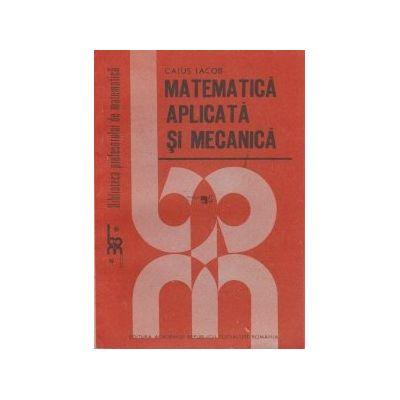 Matematică aplicată și mecanică