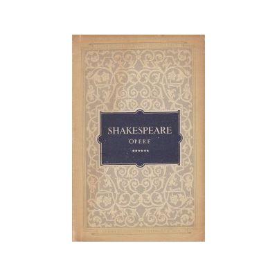 Opere ( Vol. VI - Henric al VI-lea )