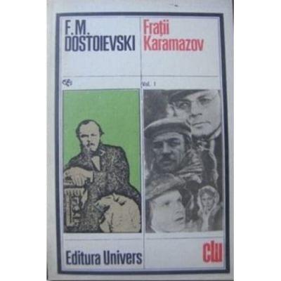Fraţii Karamazov (vol. II )