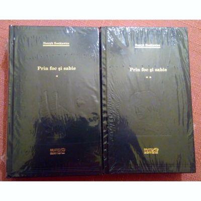 Prin foc și sabie ( 2 vol. )