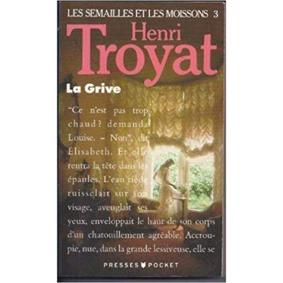 La grive ( LES SEMAILLES ET LES MOISSONS 3 )