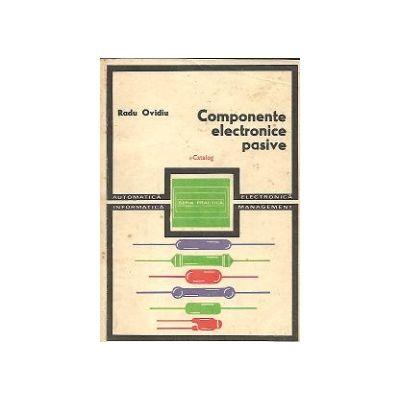 Componente electronice pasive. Catalog