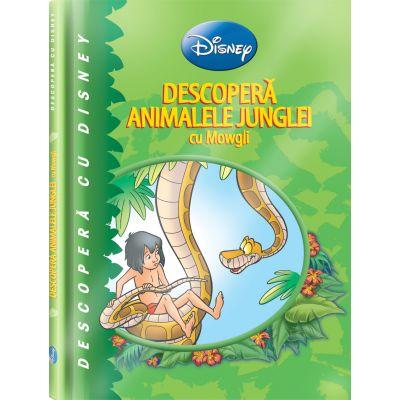 Descoperă animalele junglei cu Mowgli