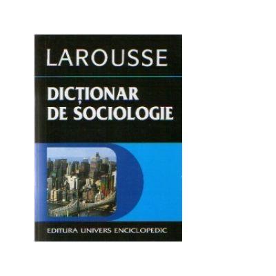 Dicționar Larousse de sociologie
