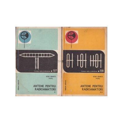Antene pentru radioamatori ( 2 vol. )