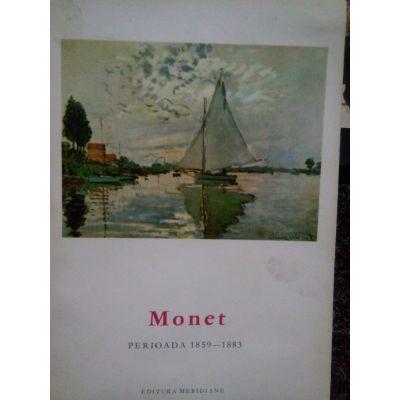 Monet. Perioada 1859-1883