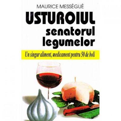 Usturoiul, senatorul legumelor